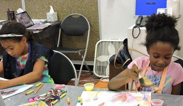 Brentwood Arts Exchange Hosts Creative Kids Days