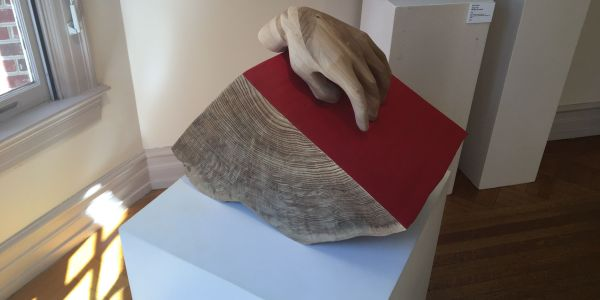 East City Art Reviews: Timber at the Mansion at Strathmore