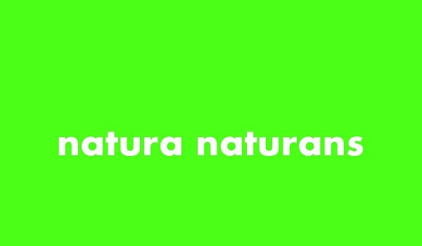 Washington Project for the Arts Presents NATURA NATURANS