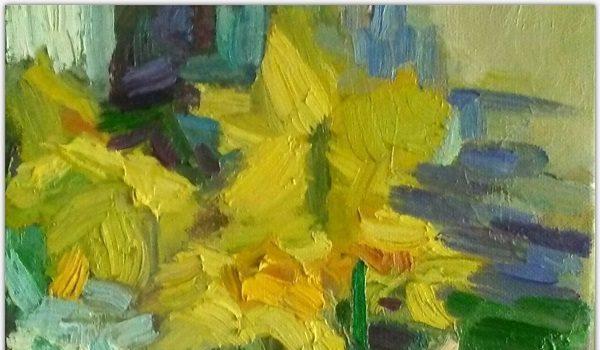 Salve Regina Gallery, Catholic University of America Presents Stephen Lewis Prints and Paintings