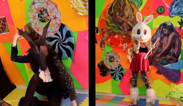 Olly Olly Presents STRANGELAND Sweet but Psycho: an avant-garde fairytale
