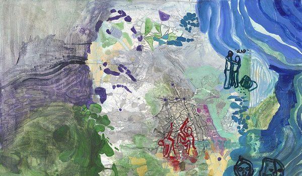 IDB Staff Association Art Gallery Presents Ariane Hafizi-Marianovich LIGHT ARROW: A Posthumous Exhibition