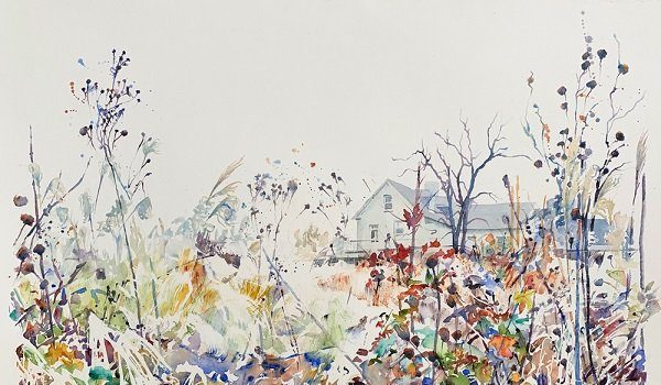 Potomac Valley Watercolorists Presents Explorations In Watercolor Art Show & Sale at St. Andrew's Church
