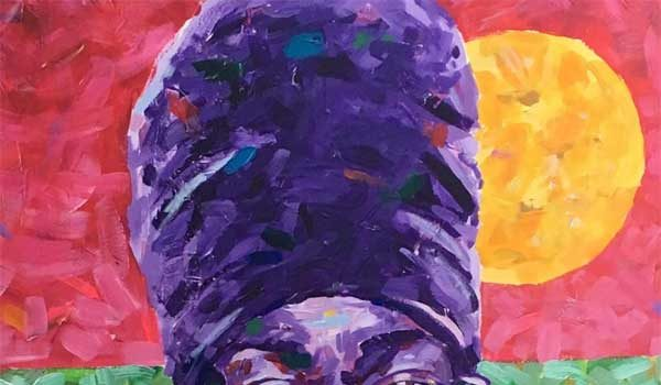 Harmony Hall Arts Center Presents Jay Durrah Faces of Color