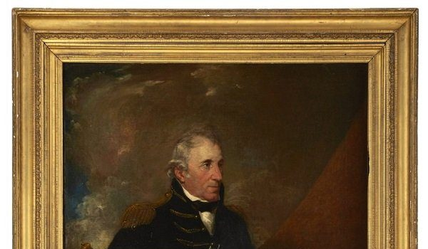 American Revolution Institute Acquires Samuel F. B. Morse's Thomas Pinckney Portrait