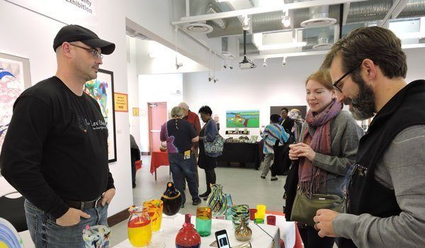 Brentwood Arts Exchange's 2019 Holiday Craft Fair