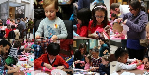 Smithsonian National Postal Museum's Annual Holiday Card Workshop