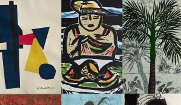 IDB Staff Association Gallery Presents Beyond The 'Encuentro' Medellin, Columbia Printmaker Group Exhibition