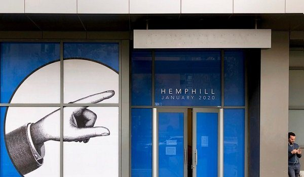 HEMPHILL Fine Arts Moves to new DC Location