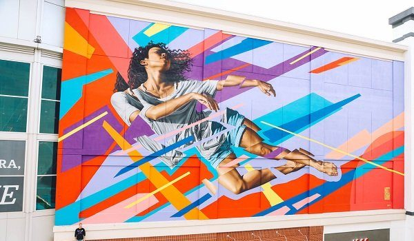 No Kings Collective Curates Murals in Downtown Silver Spring by Group of Internationally Renowned Artists