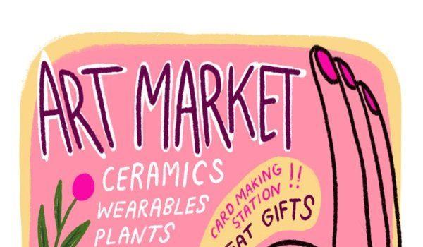 Art Market at The Stew