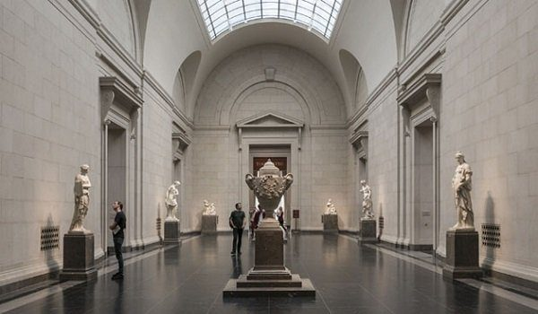 National Gallery of Art Acquires New Work and Conserves Six 18th Century Marble Sculptures in Situ