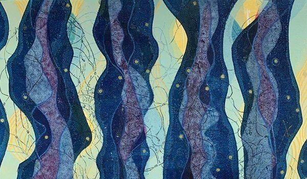 Printmakers Inc Presents Judy Coady and Priscilla Young Wanderings