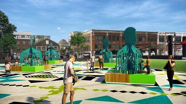 2020 Public Art Concept Unveiled for Alexandria's Waterfront Park