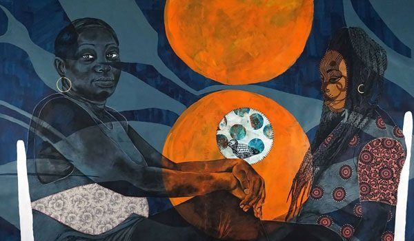National Museum of Women in the Arts Presents Delita Martin: Calling Down the Spirits