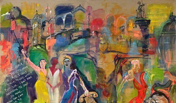 The Art League Gallery Presents Kim DiDonato