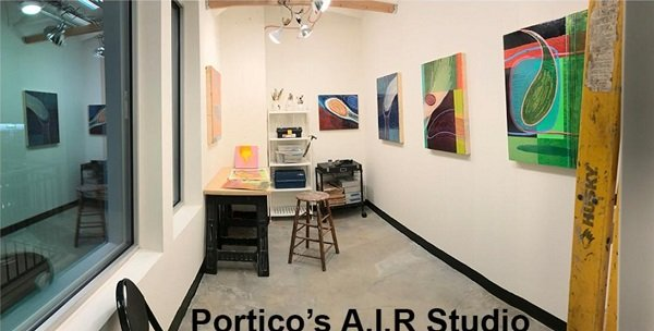 Portico Gallery and Studios: Call for Portico Artist-in-Residence (AIR)