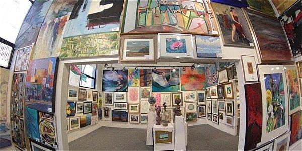 The Art League's 52nd Patrons' Show Fundraiser