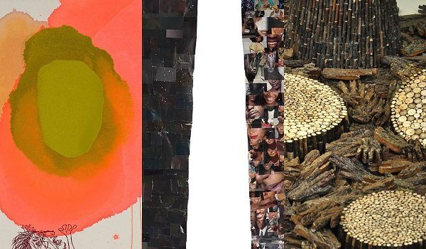 King Street Gallery Presents Leslie Holt, George Lorio, and Elzie Williams Materialist