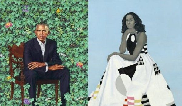 National Portrait Gallery Announces Five-City Tour of the Portraits of President Barack Obama and Mrs. Michelle Obama
