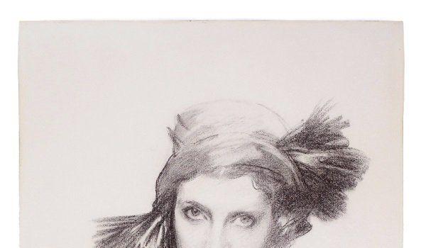 National Portrait Gallery Presents John Singer Sargent: Portraits in Charcoal