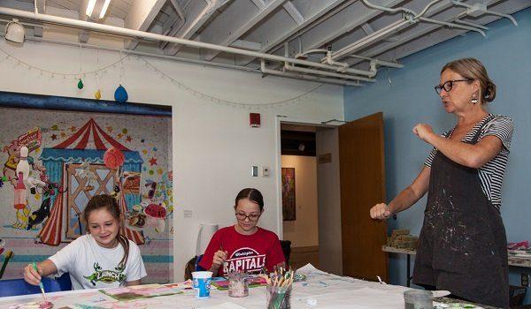 Arlington Arts Center Seeks Art Instructors