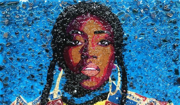 ArtReach GW Community Gallery Presents Simone Agoussoye Broken Beauty