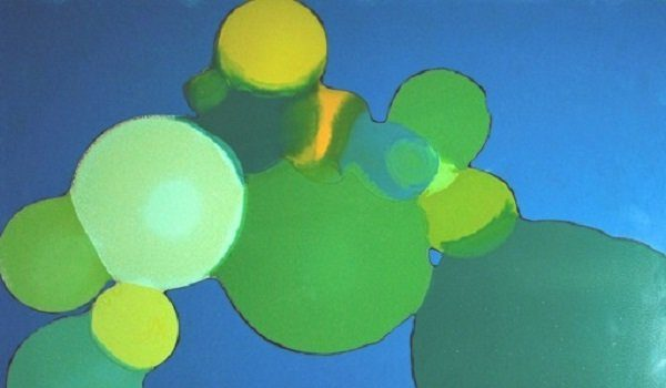 Martha Spak Gallery at the Wharf Presents Joel D'Orazio Color + Structure