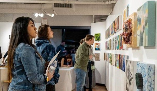 Target Gallery 10th Annual March150 Special Exhibition and Art Sale