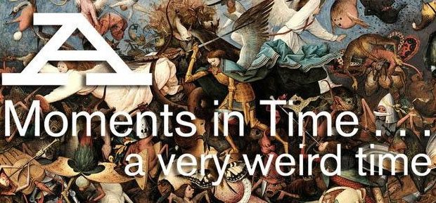 Athenaeum Gallery Open Call : Moments in Time – A Very Weird Time