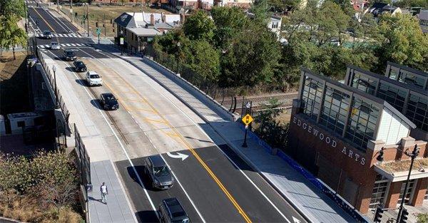 DC Department of Transportation Monroe Street Bridge Art Activation Call for Artists