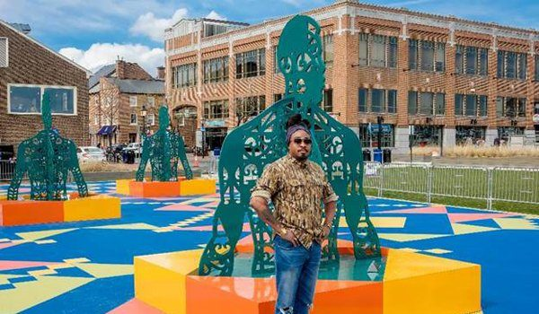 City of Alexandria Opens New Public Art Installation in Waterfront Park