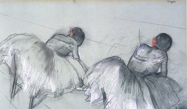 East City Art Reviews—Degas at the Opéra: An Artist's Journey