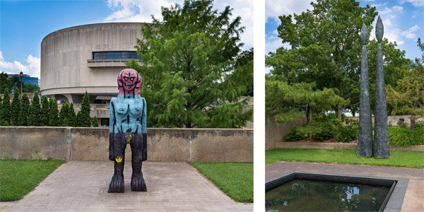 Hirshhorn Reopens Sculpture Garden August 17, 2020