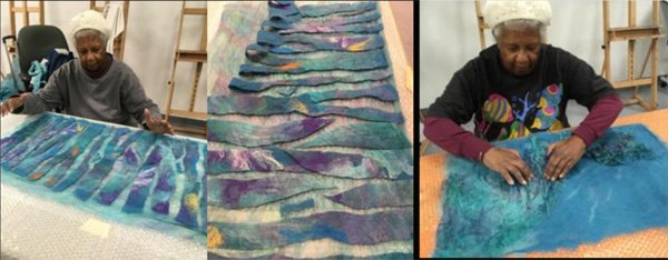 Portico Gallery and Studios Welcomes Artist Mary Turpin to Studio Number 1