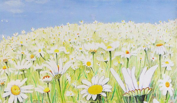 East City Art Reviews—Carol Barsha: Within My Meadow