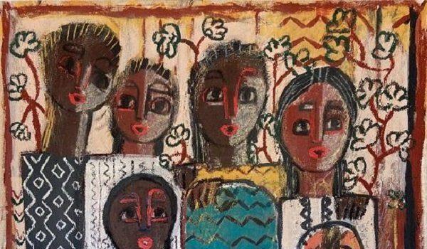Morton Fine Art Presents Solidarity by Meron Engida