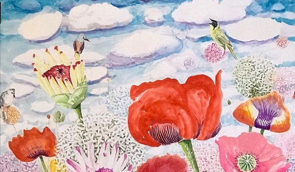 gallery neptune & brown Presents Carol Barsha Within My Meadow