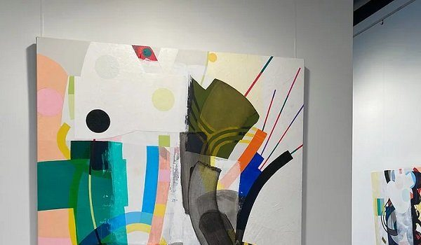 Fred Schnider Gallery of Art Presents Flattening Time by David Carlson