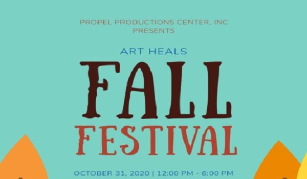 Art Heals Fall Festival & Remix Rage Smash Room Grand Opening with Joe's Movement Emporium