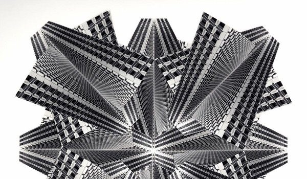 Portico Gallery and Studio Presents Analog: Hand Printed Silver Gelatin Photo Collages by Adrienne Moumin