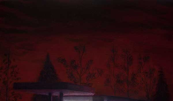 East City Art Reviews—Trevor Young: Seeing in the Dark