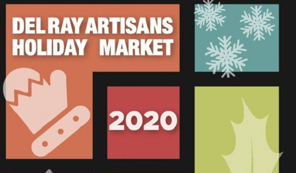 Del Ray Artisans 25th Annual Fine Art & Fine Craft Holiday Market