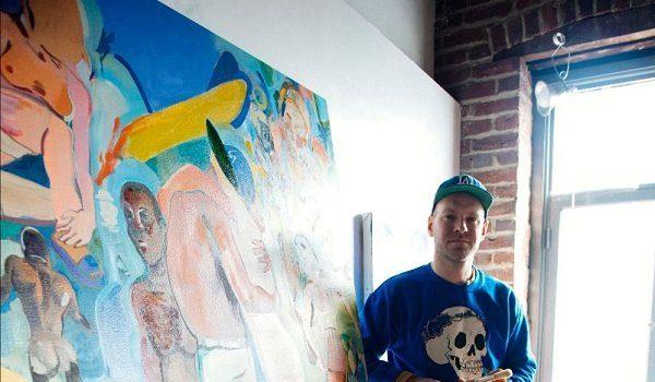 Caitlin Berry Fine Art Hosts an Artist Talk with Eric Uhlir
