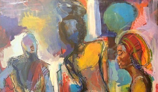 Glen Echo Park Partnership Galleries Hosts Artist Talk with Preston Sampson