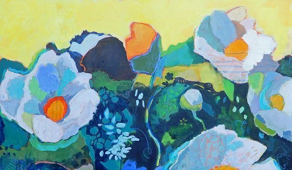 Touchstone Gallery Presents Rosa Vera Bold Colors
