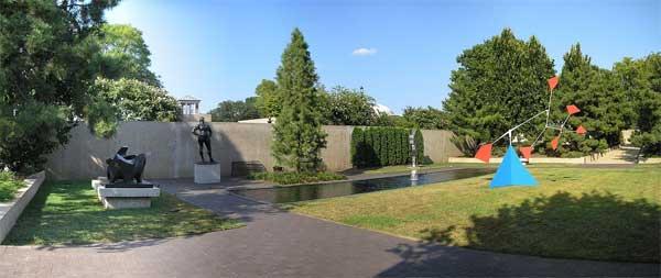 Multiple Organizations Raise Concerns about Hirshhorn Sculpture Garden Redesign