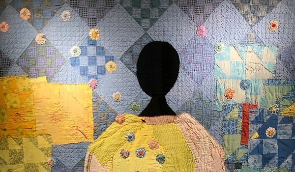 Portico Gallery Presents Imani W. Russell Stitched Alchemy, A Solo Exhibition Intersecting Blackness and Material Resilience Curated by John Paradiso