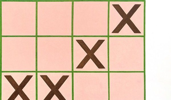 gallery neptune & brown Presents David X Levine Color + Form = X