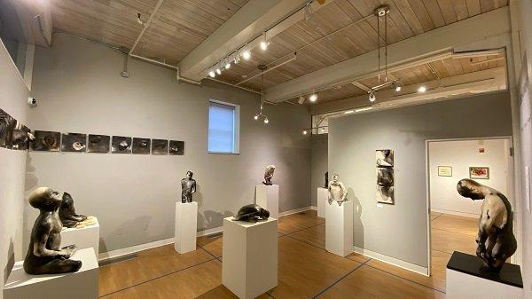 The Delaplaine Arts Center Presents Christopher Corson Visible